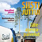 Siisti juttu! -asiakaslehti kesäkuu 2012