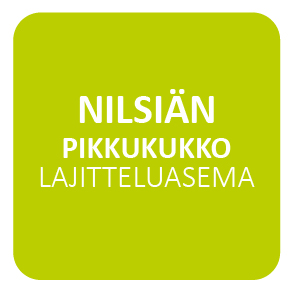 Nilsiä - lajittelujärjestys